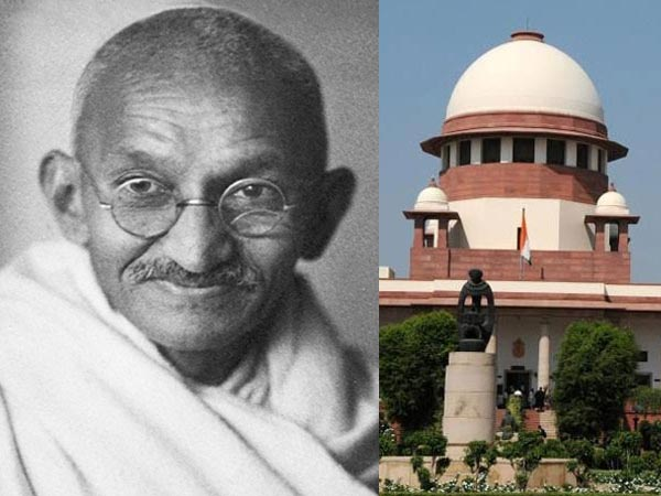 Mahatma Gandhi assassination: File fresh plea to open secret documents, says SC