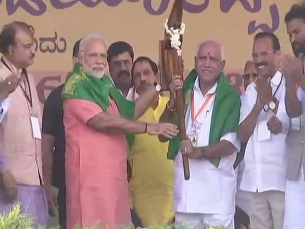 Karnataka: Modi accuses Congress-led state government of not utilising Centre's funds