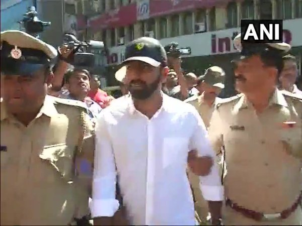 Congress MLA Haris' son booked for assaulting youth