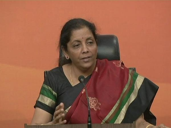 Rahul misinterpreting SC order amounts to contempt of court, says Sitharaman