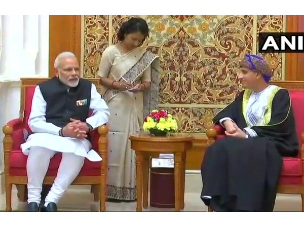 PM Modi holds holds talk with Sultan Qaboos bin Said