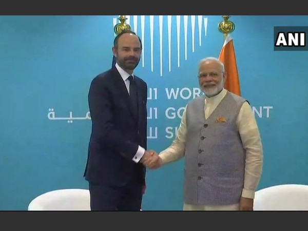 PM Modi meets French counterpart Edouard Philippe