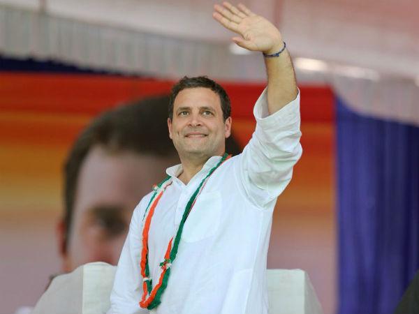 Rahul mocks at 'chowkidar' Modi over bank fraud