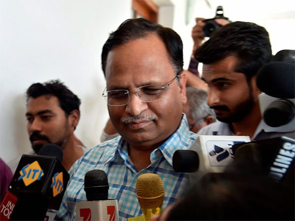 ED questions Satyendar Jain in PMLA case again
