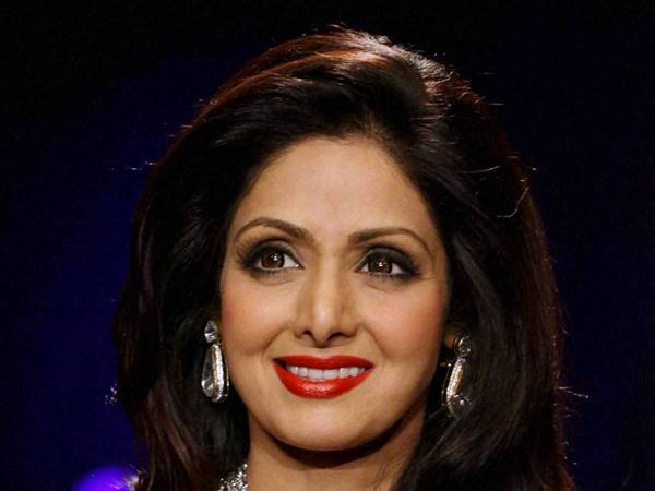 Sridevi was not comfortable talking in Hindi