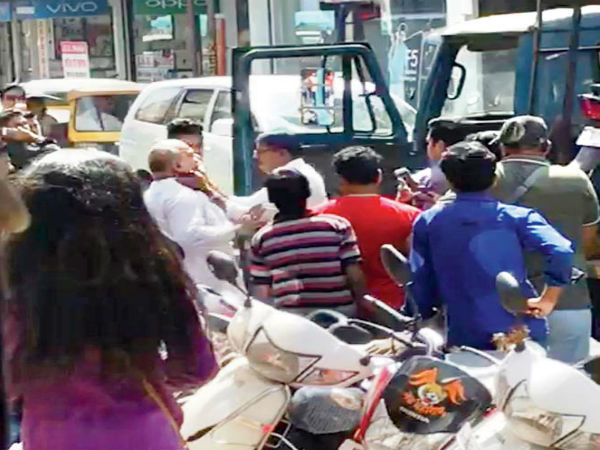 Thane: Elderly man thrashed by traffic cop over towing scooter
