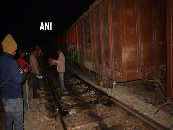 24 coaches of a goods train derail near Satna