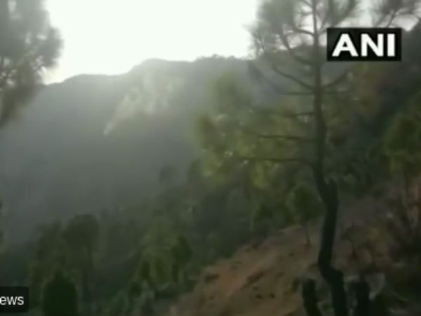 J&K: Ceasefire violation continues along LoC in in Rajouri district