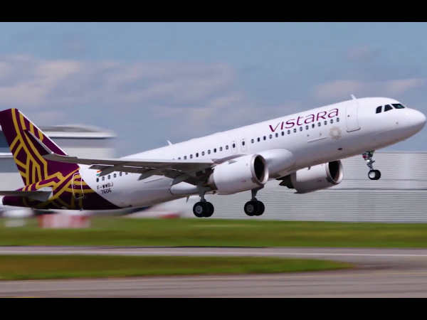 Ahmedabad-Delhi Vistara flight delayed after hoax bomb call