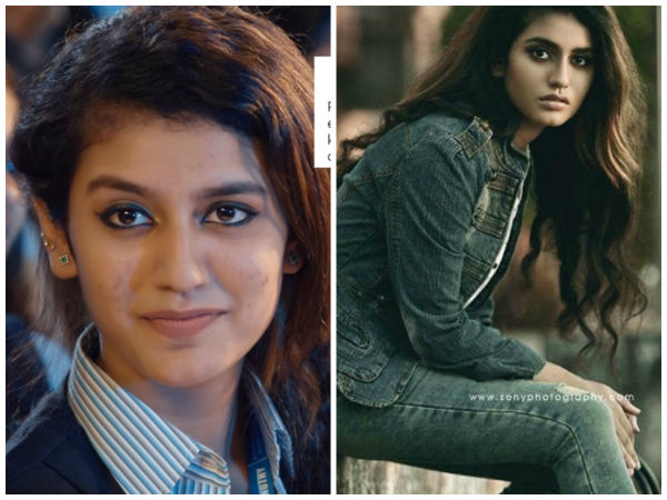 Hyderabad youth files complaint against Priya Prakash