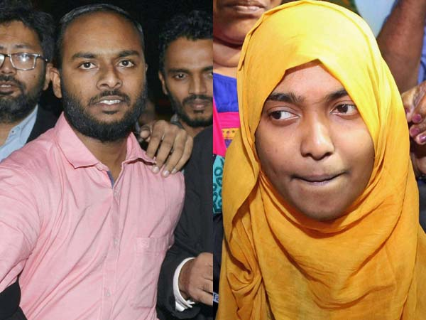 I'm Muslim, want to live with husband, Hadiya tells SC