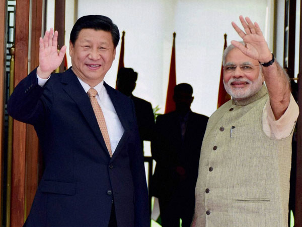 Modi speaks to Xi over phone: Congratulates on his re-election