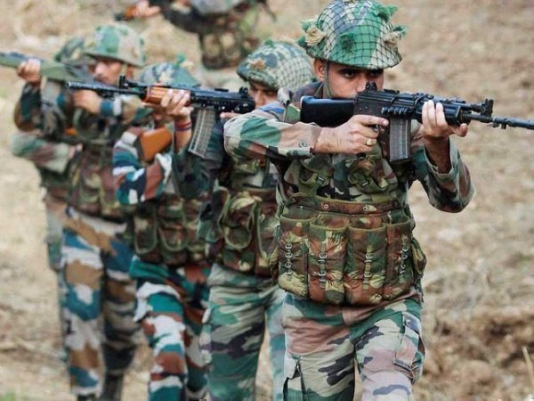 Lashkar militant killed in encounter with security forces in Kashmir's Bandipora district