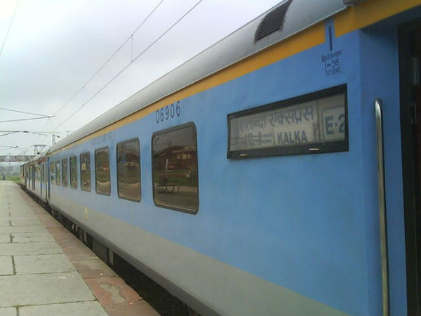 Riding Shatabdi on some sections may become cheaper
