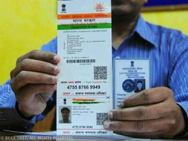 Now, EC wants Aadhaar to be mandatory linked with voter ID card