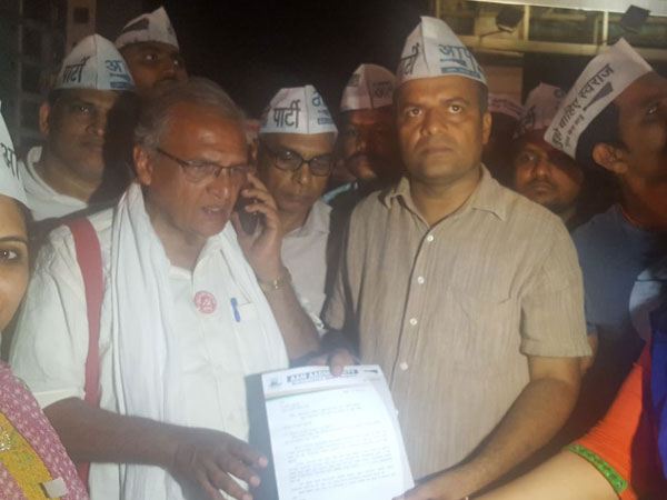 AAP, Maharashtra extends official support to farmer's long march