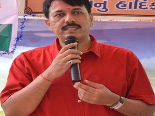 Amit Chavda is an MLA from Anklav, Gujarat