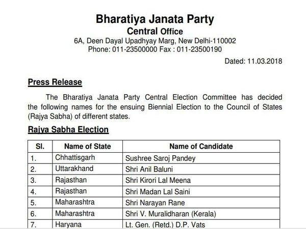 Rajya Sabha Polls: Arun Jaitley, Ravi Shankar Prasad, Dharmendra Pradhan File Nominations