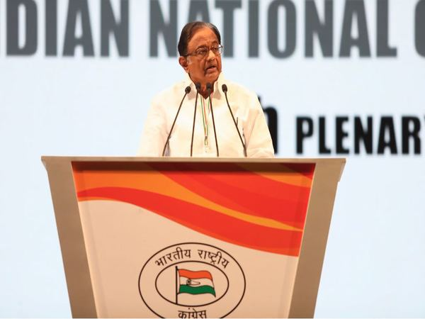 BJP pushed people into poverty: Chidambaram