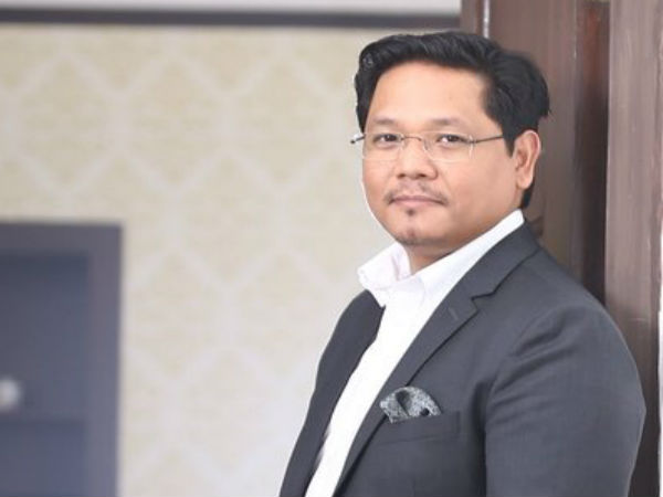 Who is Conrad Sangma? Next chief minister of Meghalaya