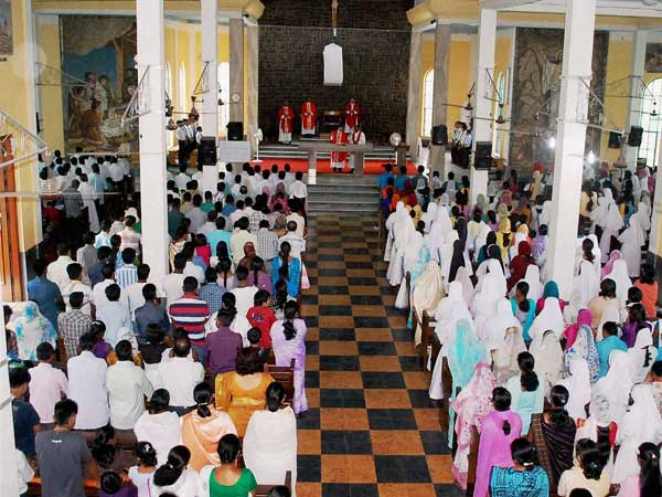Passion Play, special services mark Good Friday in Hyderabad