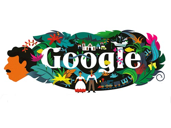 Google honours legendary Colombian writer Gabriel Garcia Marquez on his 91st birth anniversary