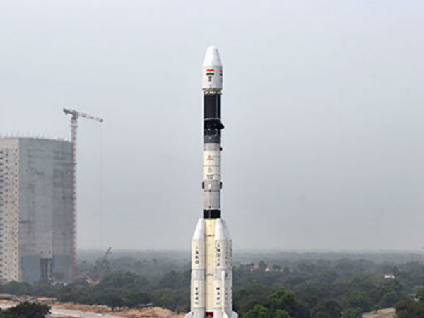 ISRO set to launch communication satellite GSAT-6A on Thursday
