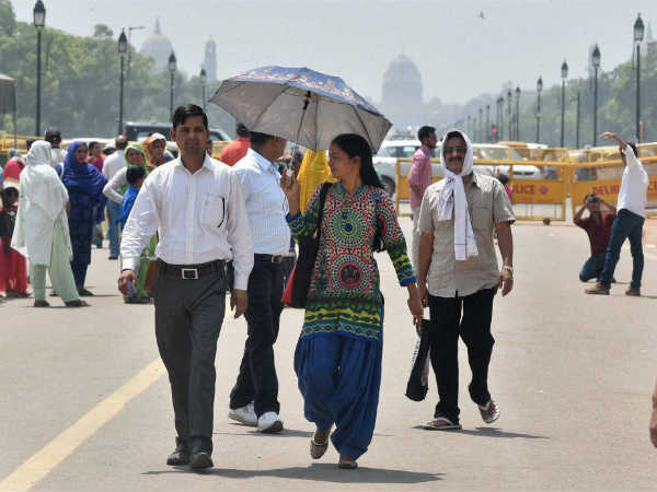 Weather today: Delhi-NCR gears up for heatwave