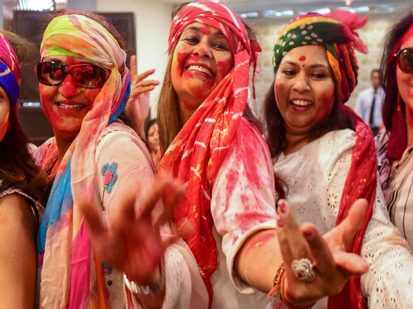 All About Holi : The festival of colours