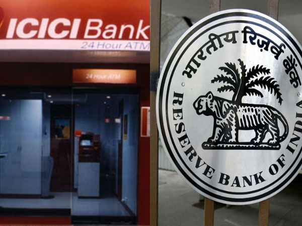 RBI fines Rs 58.9 crore on ICICI Bank for violating directions