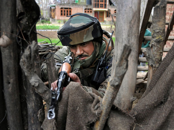 J&K: Terrorist killed by security forces in encounter in Budgam