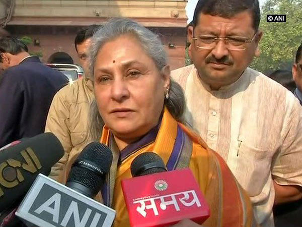 Jaya Bachchan to be Samajwadi Party candidate from Rajya Sabha
