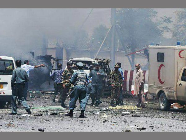 Yet another blast rocks Kabul: Is Afghanistan army capable of defending the nation?