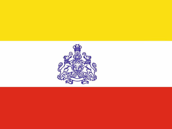 Proposed Karnataka flag