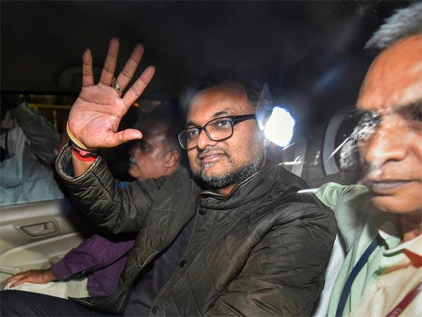 Chidambaram's Son Arrested by CBI in Money Laundering Case