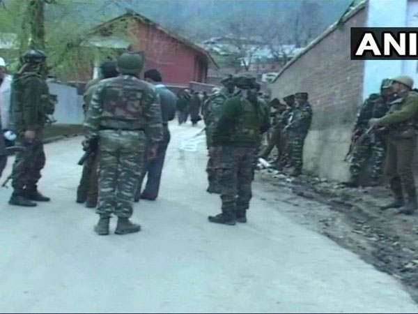 4 terrorists gunned down in Kupwara, search ops continue