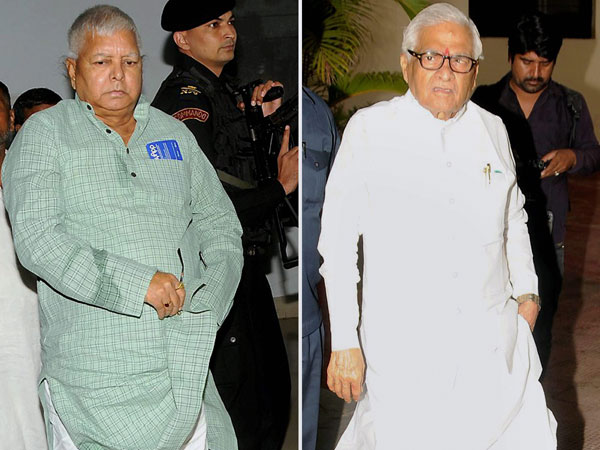 Lalu Prasad Yadav convicted in fourth fodder scam, Jagannath Mishra acquitted