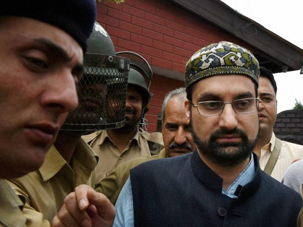 How much is being spent on the security for Kashmiri separatists?