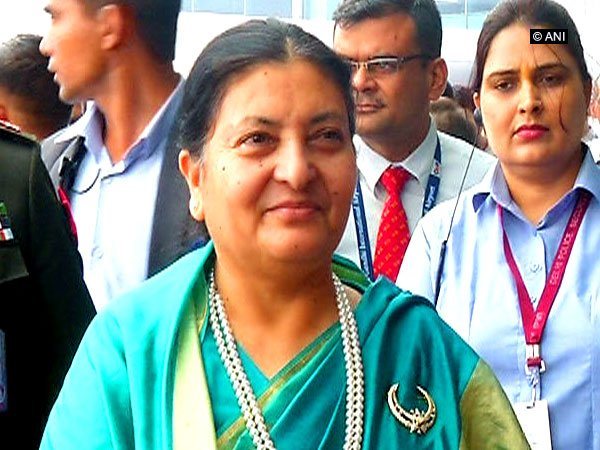 President Bhandari is re-elected