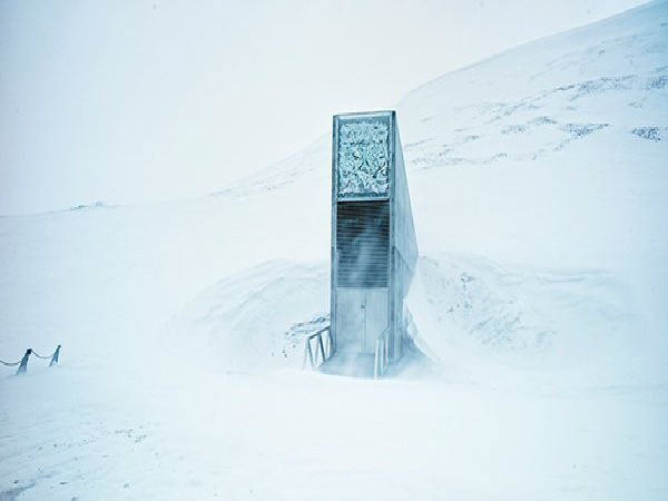 Norway will spend $13 million for the upgradation of the 'doomsday' seed vault