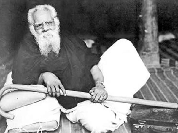 File photo of EV Ramasamy, popularly known as Periyar