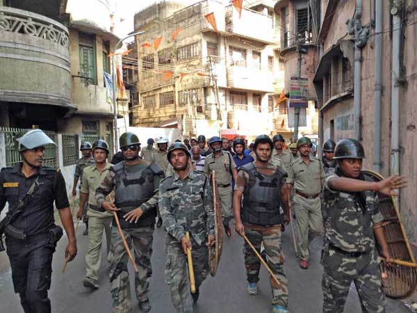 Ram Navami clashes: Section 144 imposed in West Bengals Asansol