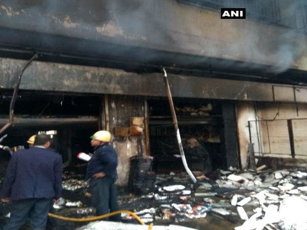 Maharashtra: Two killed after fire breaks out in Pune's Shivajinagar