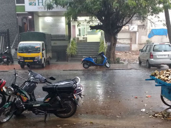 Hevay rains in Bengaluru, to stay till March 18
