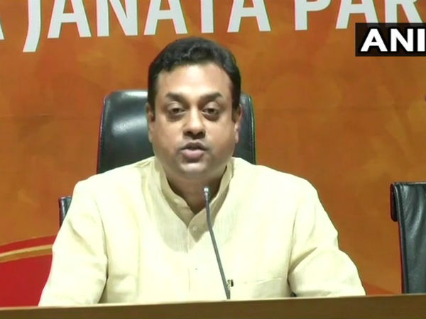 BJP has nothing to hide, says Sambit Patra