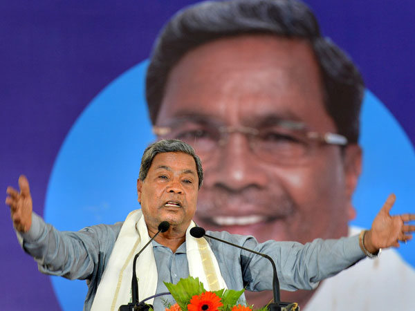 Amid controversy , Siddaramaiah government officially gives minority status to Lingayats