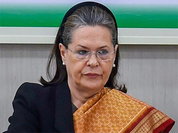 Congress Parliamentary Party (CPP) Chairperson Sonia Gandhi. File photo