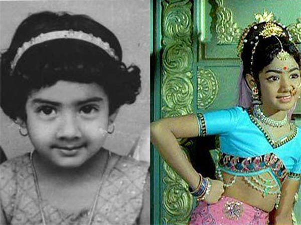 Memorable films of Sridevi as child artiste