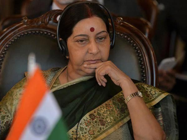Indian hostages killed in Iraq: Sushma Swaraj