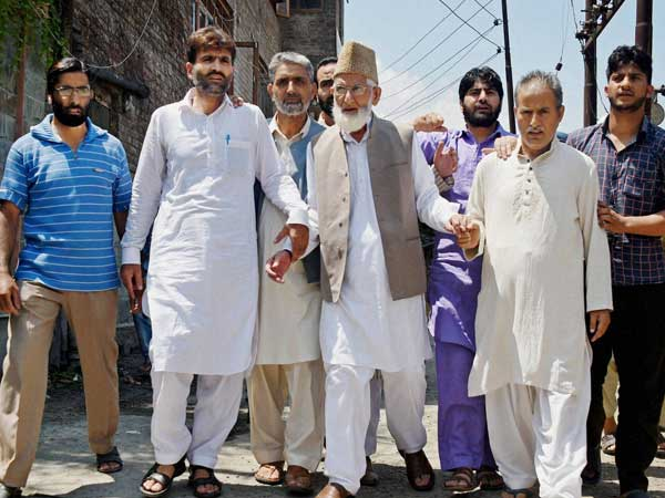Sehrai replaces Geelani as interim Tehreek-e-Hurriyat chairman